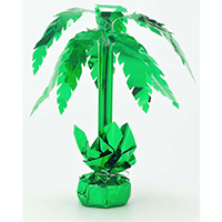 12 Palm Tree Balloon Weight for Summer Party